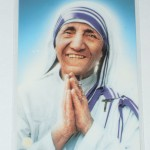 Blessed Mother Teresa - relic5
