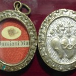 St. Damian Martyr Relic Reliquary A